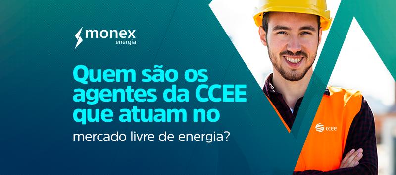 Agentes da CCEE no Mercado Livre de Energia